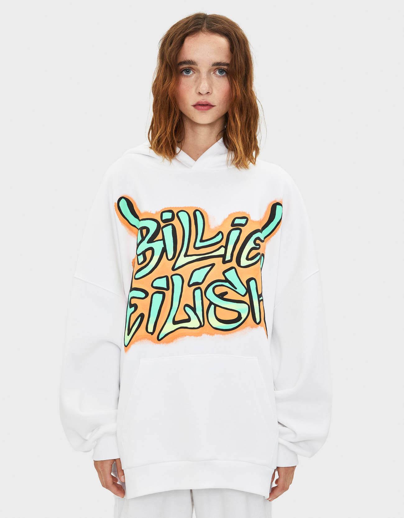 Bershka Sweatshirt Kadın