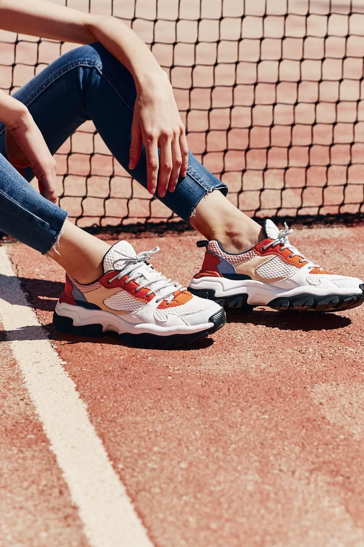 2020 dolgu topuk spor ayakkabı