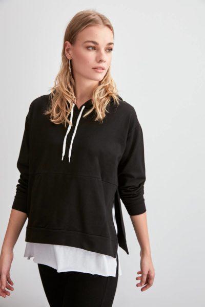 Trednyol Kadın Sweatshirt