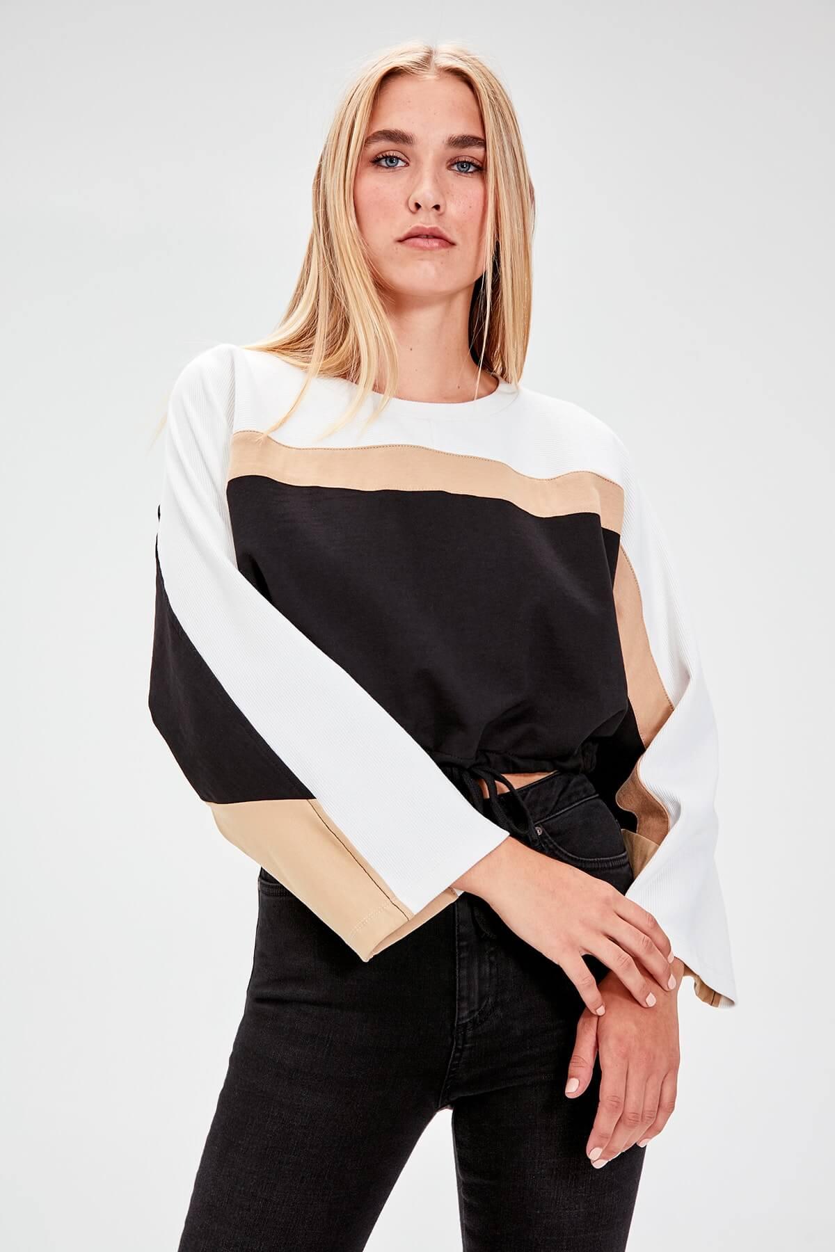 kadınlar için sweatshirt modelleri
