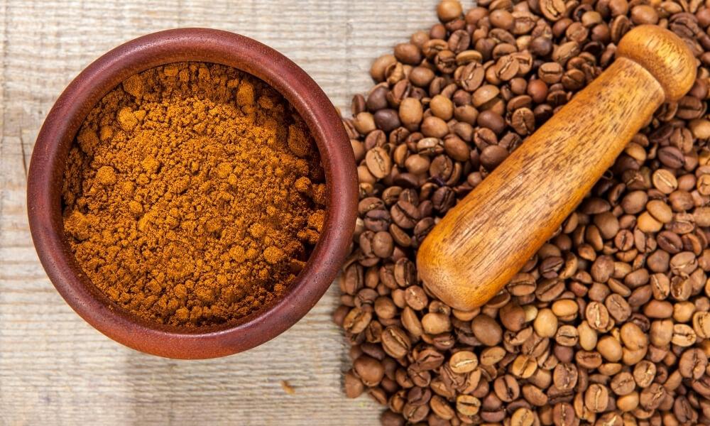 dibek kahvesi yapımı