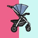 en iyi kaliteli kullanışlı baston bebek arabası
