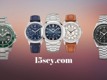 en iyi erkek saat markaları