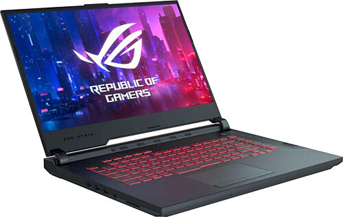 gaming laptop önerisi 2020 asus rog strix