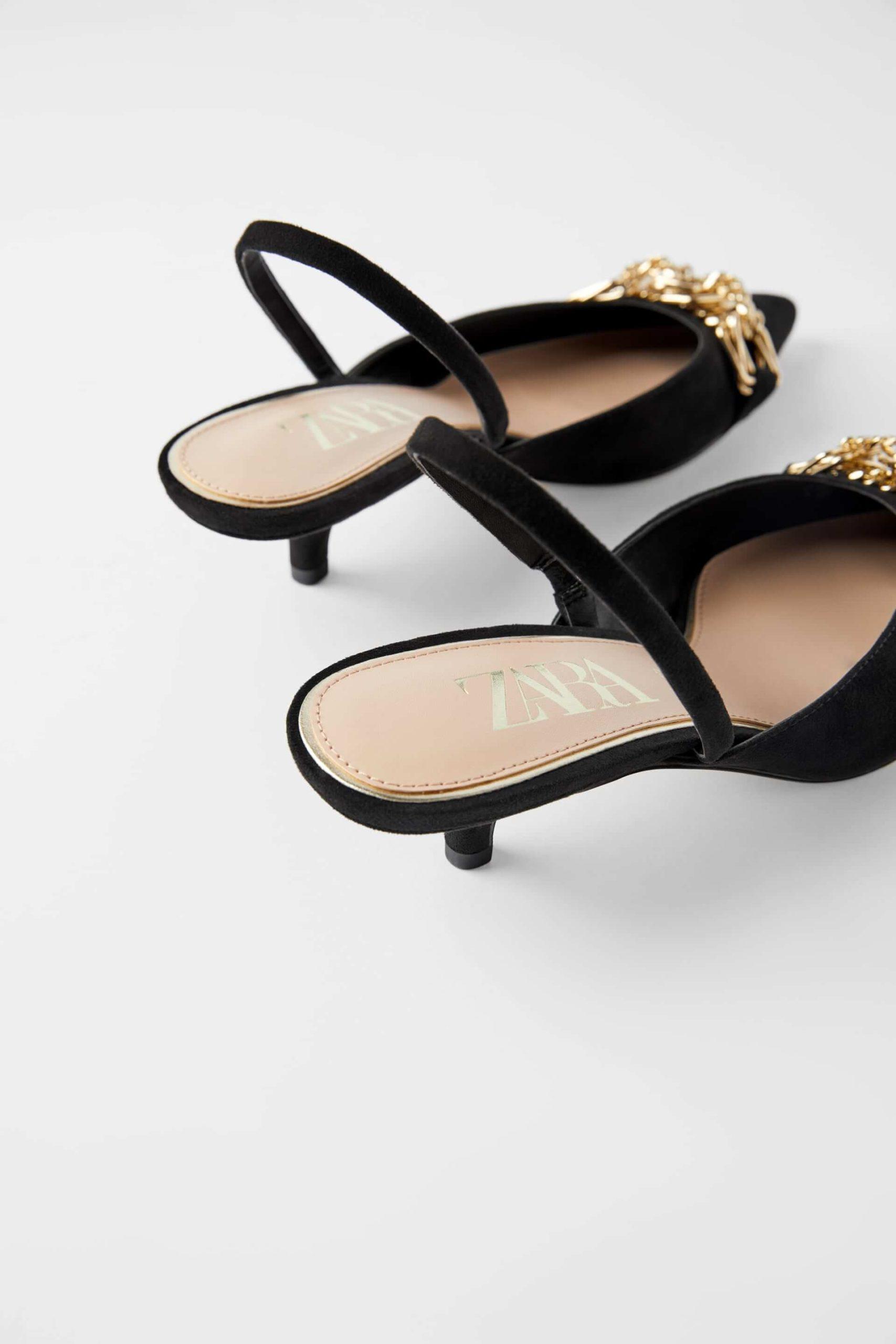 zara topuklu ayakkabı modelleri