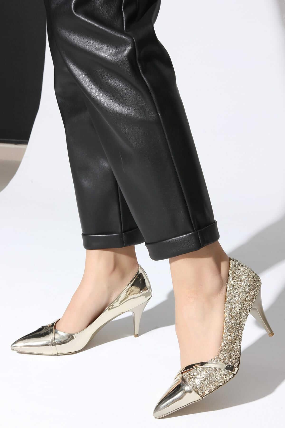 trendyol topuklu ayakkabı kısa topuklıu ayakkabı