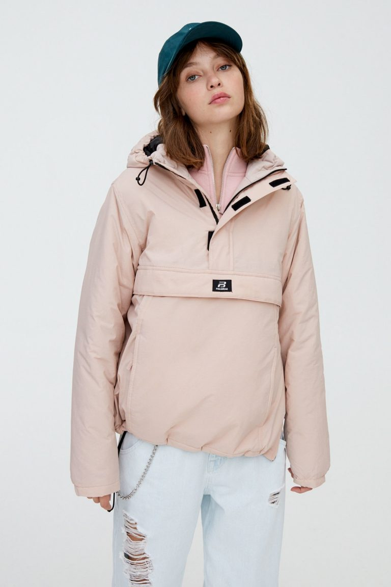 Pull and Bear Kanguru Mont Pembe